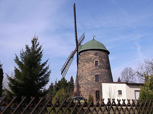 Tagewerben Windmühle