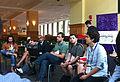 Taghreedat, Education Program Meet Up, Wikimania 2012.JPG