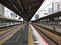 Takatsuki station platform.JPG