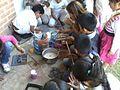 Taller de artes plásticas para niñ@s en Ayahualulco, Veracruz, México 02.jpg