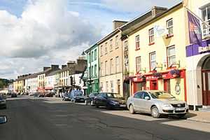 Tallow, County Waterford - Main Street in Tallow.