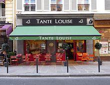 Tante Louise Restaurant Paris