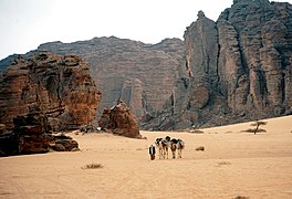 Tassili Desert Algeria