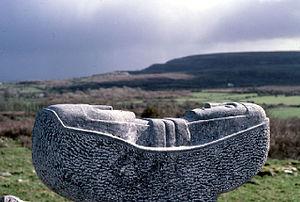 Cross Inneenboy - Replica on Roughan Hill