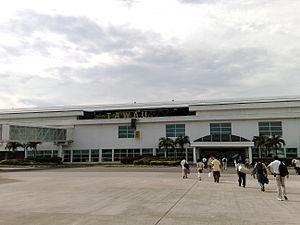 Tawau Airport - Image: Tawau Airport
