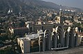 Tbilisi from Hotel Intourist 1988.jpg