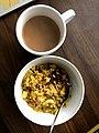 Tea and poha.jpg