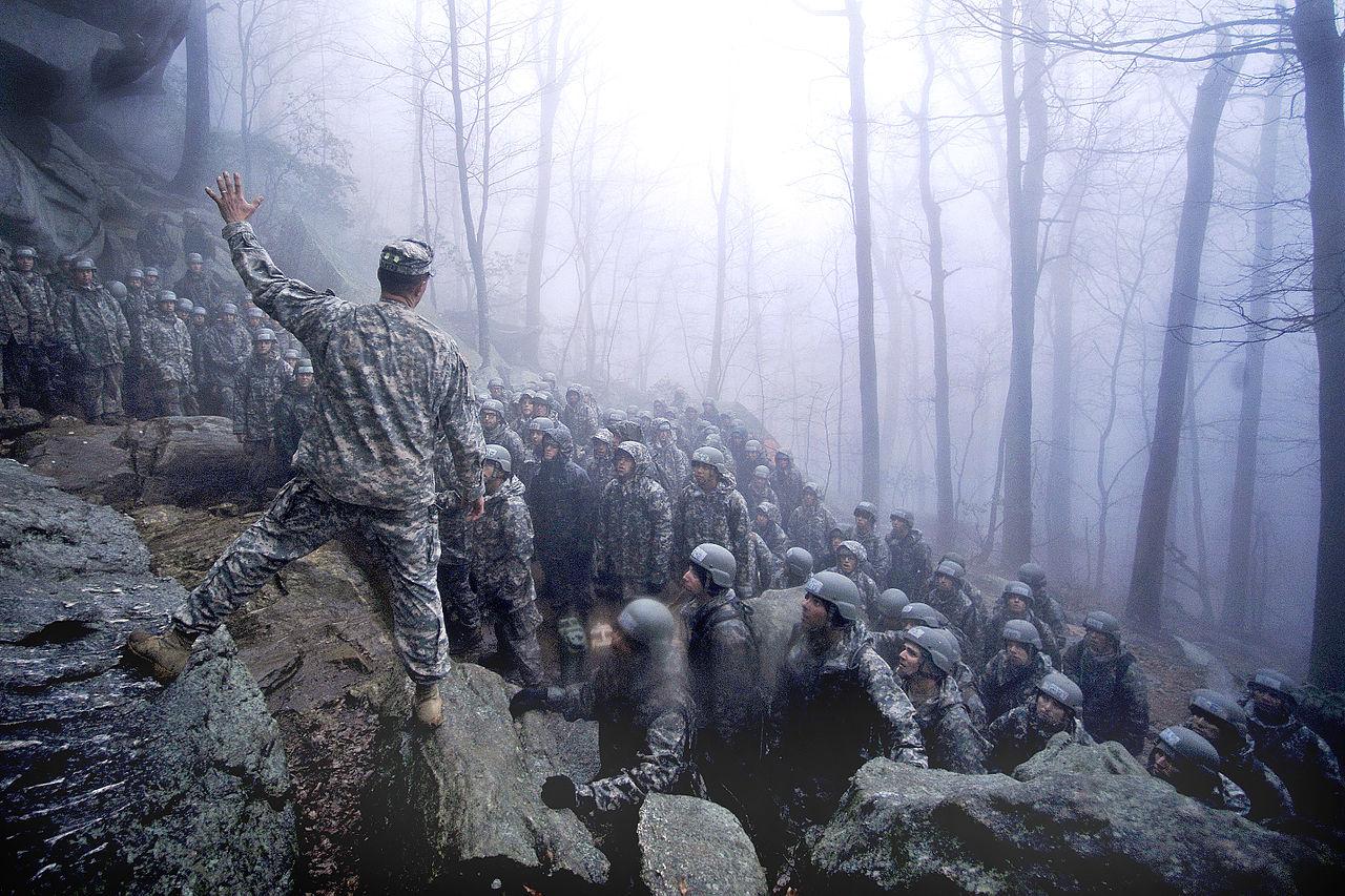File Technical Training Mountain Phase U S Army Ranger