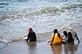 Tel Aviv Beach after first wave of Coronavirus (49986250842).jpg