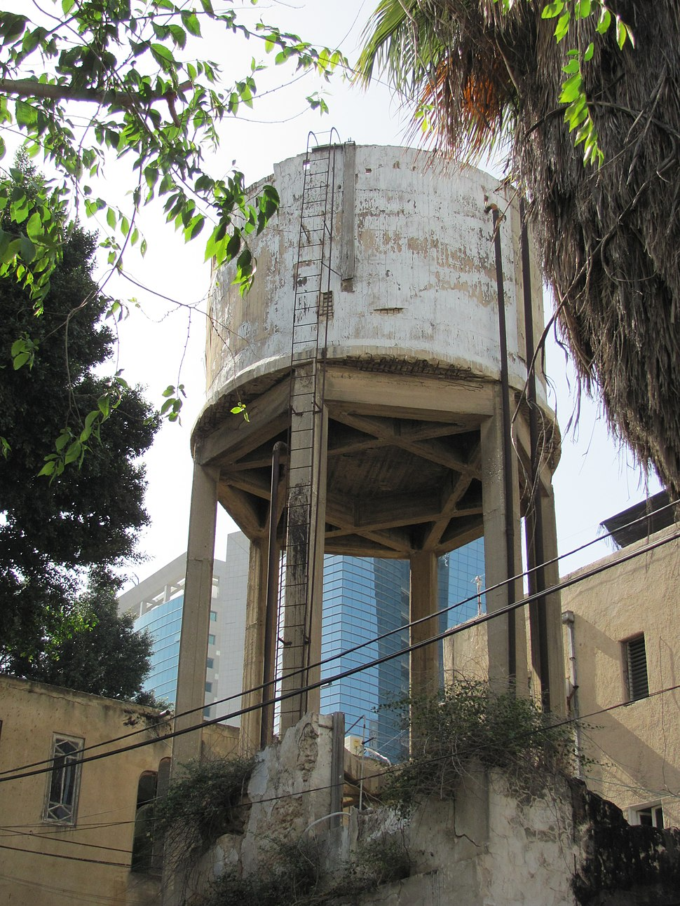 Tel Aviv Monterfiore Water Tower