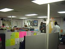 Telemarketing Office
