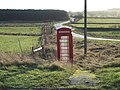 Telephone Box at Bland Hill - geograph.org.uk - 643976.jpg