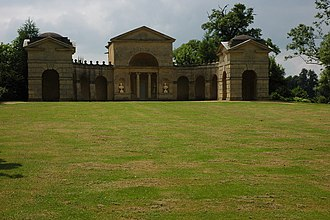 William Kent - Image: Temple of Venus, Stowe Landscape Gardens geograph.org.uk 837211