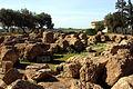 Temple of Zeus - Valle dei Templi - Agrigento - Italy 2015 (6).JPG