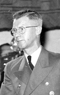 Josef Terboven German politician