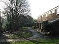 Terraced Housing, Kingsley Walk, Tring - geograph.org.uk - 1602797.jpg