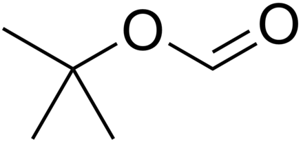 What is isobutyl formate?
