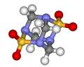 Tetramethylenedisulfotetramine3D.png