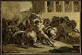Théodore Géricault - The Race of the Riderless Horses - 85.PC.406 - J. Paul Getty Museum.jpg