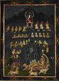 Thai - Buddha Preaching in Sankassa - Walters 20101231.jpg
