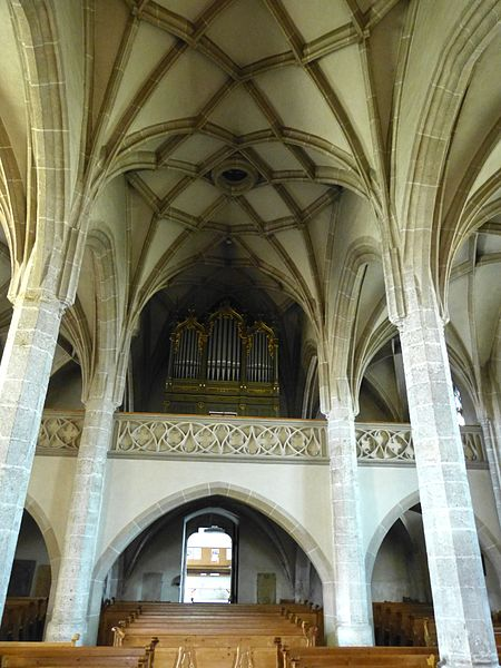 Datei:Thalheim Pfarrkirche - Innenraum 3.jpg
