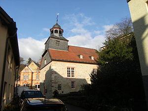 Wiesbaden-Sonnenberg - Image: Thalkirche Sonnenberg