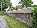 Thatched cob wall near Aston Tirrold church.jpg