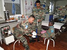 Indian Army United Nations peacekeeping missions - Wikipedia
