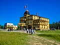 The Chateau Albert Hotel. The Acadian historical village (26573723748).jpg