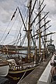 The Georg Stage II is a Danish full-rigged sailing ship with a steel hull (4673814810).jpg