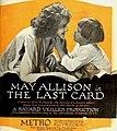 The Last Card (1921) - Ad 2.jpg