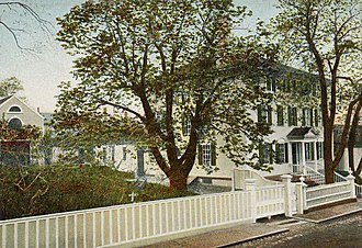 Moffatt-Ladd House - Image: The Moffatt Ladd House, Portsmouth, NH