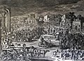 The Phillip Medhurst Picture Torah 346. Darkness. Exodus cap 10 v 21. Luyken and son.jpg