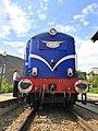 The Presidential Train, Douro Valley, Pinhão 2.jpg