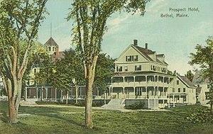 Bethel, Maine - Image: The Prospect Hotel, Bethel, ME