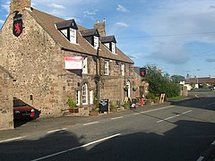 The Red Lion Inn at Milfield in Northumberland - geograph.org.uk - 1402680.jpg