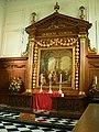 The Return of the Prodigal Son, Emmanuel College Chapel - geograph.org.uk - 993834.jpg