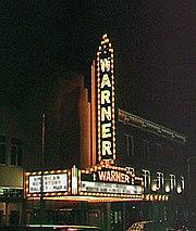 The Warner Theatre in Torrington, CT2