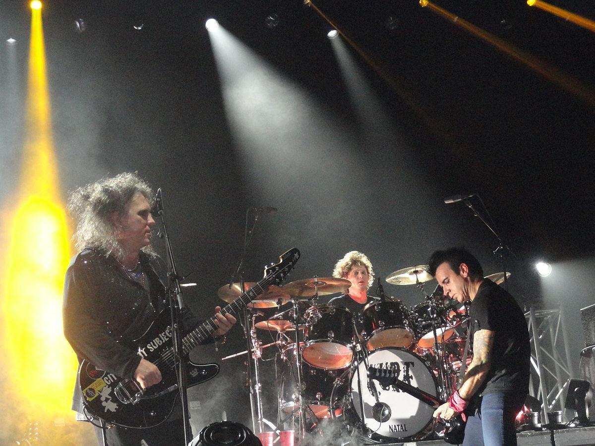 The Cure Live Tour