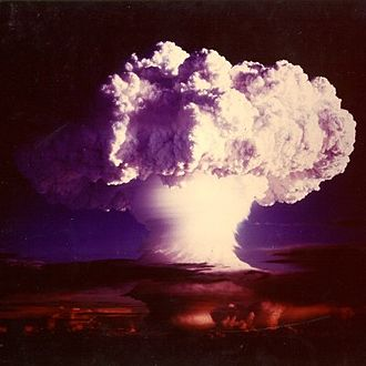 Human extinction - Nuclear war is an often predicted cause of the extinction of humanity.