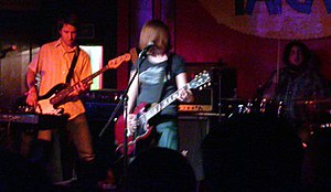 The Reputation - The Reputation performing at Mary Jane's in 2005