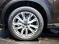 The tire wheel of Mazda CX-8 XD L Package 4WD (3DA-KG2P).jpg