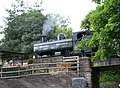 The train now arriving ..... - geograph.org.uk - 847008.jpg