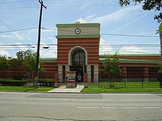Third Ward, Houston - Third Ward Multi-Service Center