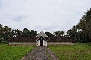 Thiru Nayathode Siva Narayana Temple - Image: Thirunayathod Shivanarayana Temple DSC 1558