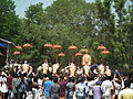 Thiruvambadi varav during Thrissur Pooram 2013 7297.JPG