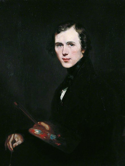 Self-portrait (c. 1832) Thomas Sidney Cooper, by Thomas Sidney Cooper.jpg