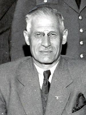 Thorstein Fretheim - Thorstein Fretheim sometime during the Second World War