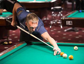 Thorsten Hohmann German pool player