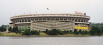 Three Rivers Stadium - Image: Three Rivers Stadium